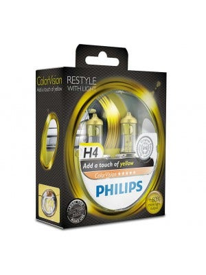 Philips ColorVision Geel - H7