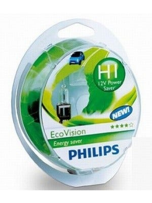Philips EcoVision Set - H7-lamp