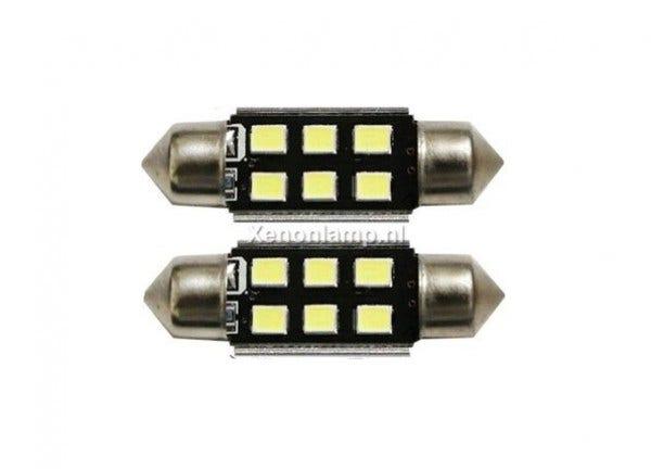 6-SMD-Canbus-LED-kentekenverlichting-36mm