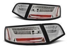 Audi A6 Sedan LED achterlicht units, dynamisch knipperlicht Chrome
