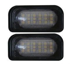 Mercedes-W203-4deurs-LED-kentekenverlichting-unit