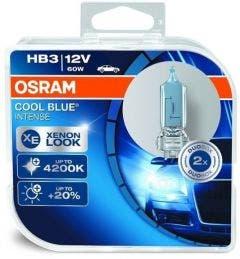 Osram Halogeen Cool Blue Intens - HB3