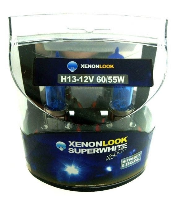 xenonlook-super-white-h13-4300k-55w
