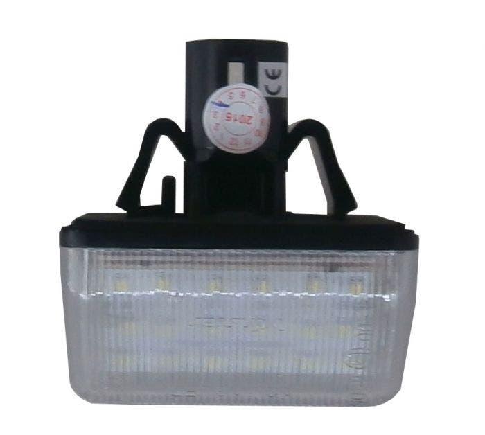 Mazda-LED-kentekenverlichting -2