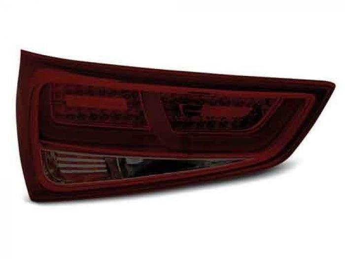 Audi A1 Achterlicht LED Unit Red Smoke 10-14