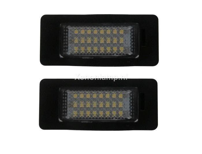 Golf7-Canbus-LED-kenteken-verlichting-unit