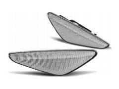 BMW X3 / X5 / X6 Dynamische LED knipperlichten White Edition