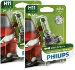 Philips Longlife Set - H11-lamp