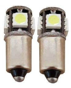 LED Binnenverlichting BA9s Wit