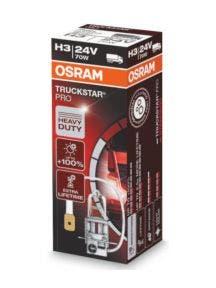 Osram Truckstar Pro H3 24v 70w 64156TSP FS1