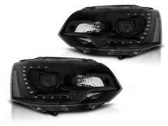 VW T5 LED Xenon Look koplamp units