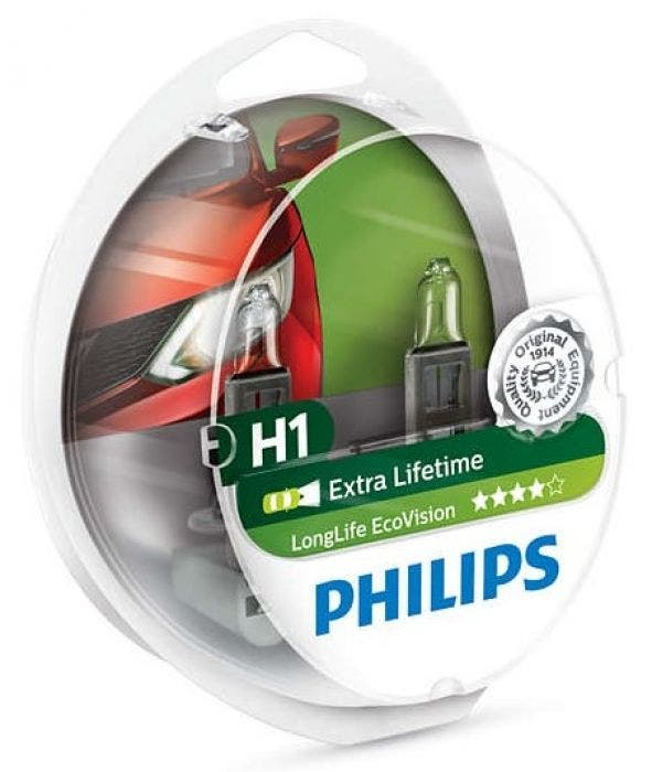 Philips Longlife Set - H1-lamp