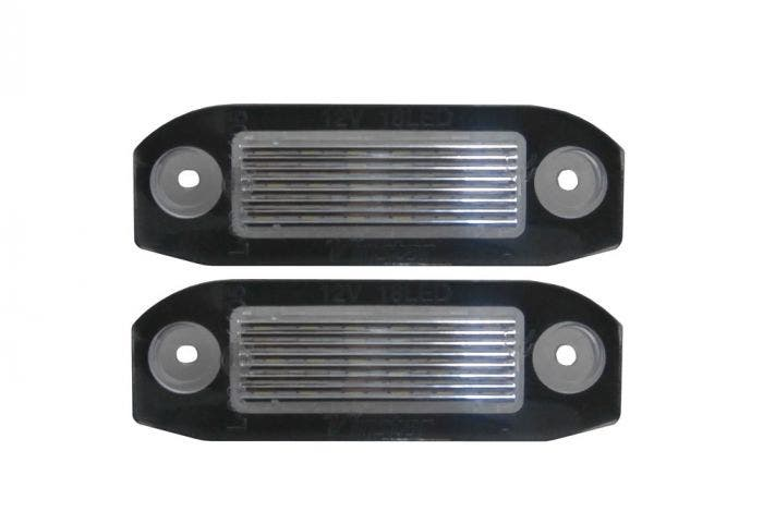 Volvo-LED-kentekenverlichting-unit