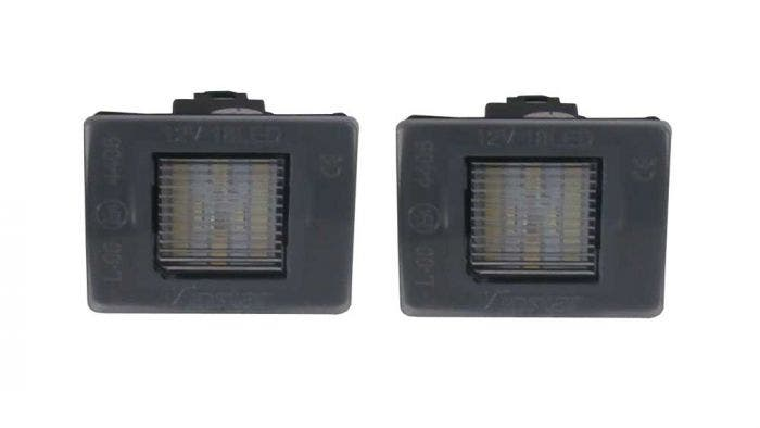 mercedes-kentekenverlichting-unit