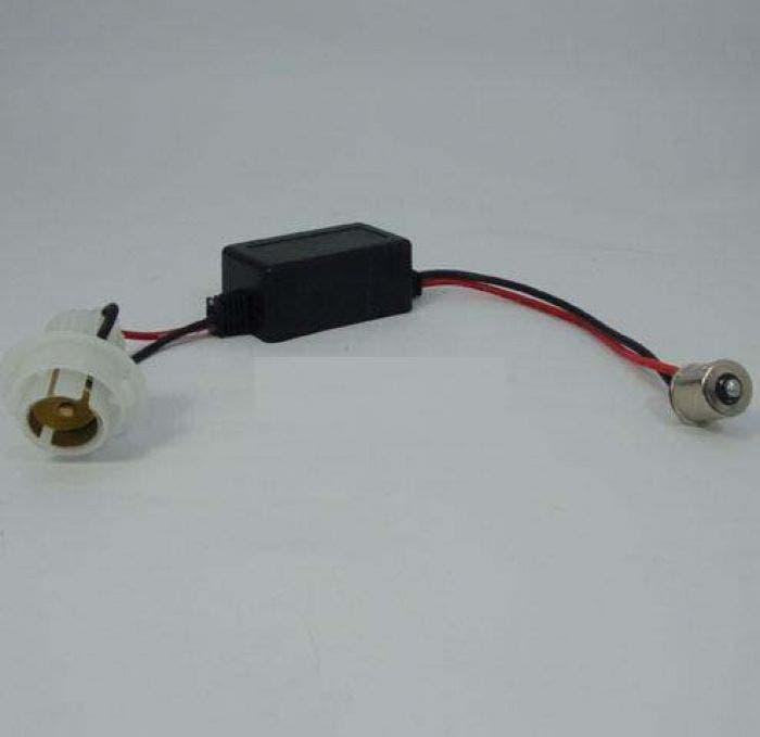 Rem / achterlicht canbus kabel bajonet-BAU15S