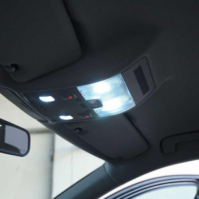 Audi A3 8P LED binnenverlichtingspakket - Plus-pakket