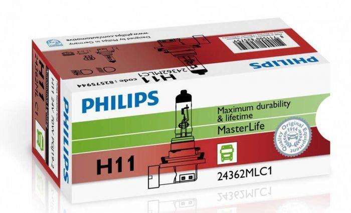 Philips Masterlife Blister 24V H11