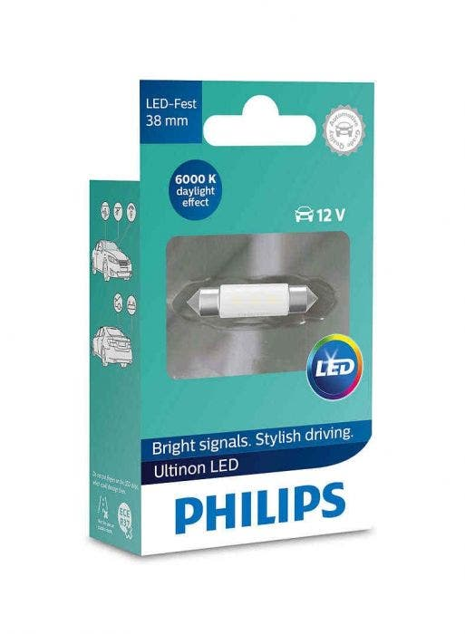 Philips-Ultinon-LED-C5W-38mm-11854ULWX1